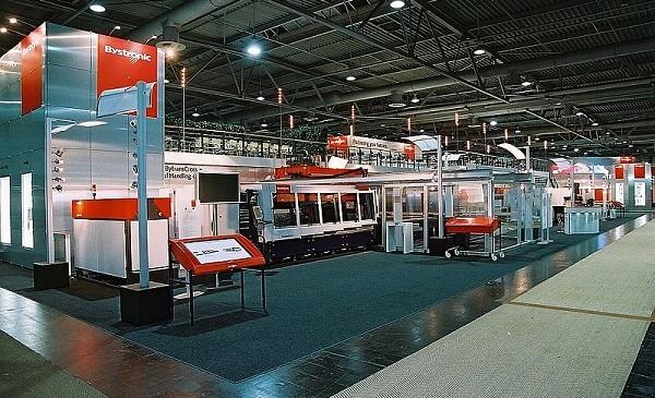 Прошла 6-ая Международная Выставка «Машиностроение, Оборудование, приборы и инструменты для металлообработки и автоматизации»